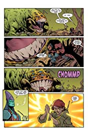 Buffy the Vampire Slayer: Willow's Wonderland #2