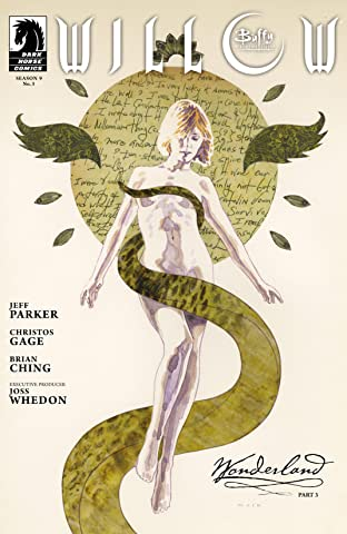 Buffy the Vampire Slayer: Willow's Wonderland #3