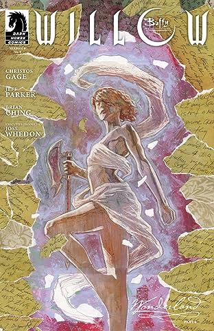 Buffy the Vampire Slayer: Willow's Wonderland #4
