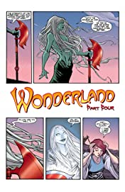 Buffy the Vampire Slayer: Willow's Wonderland #4