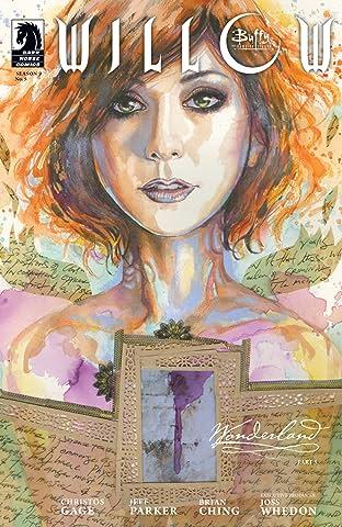 Buffy the Vampire Slayer: Willow's Wonderland #5