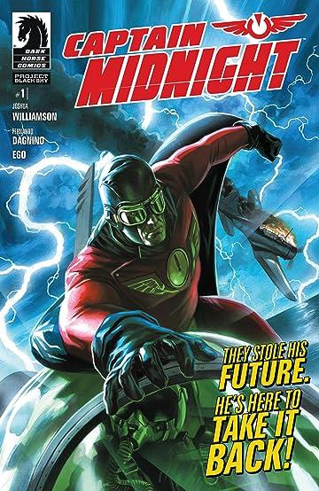 Captain Midnight #1