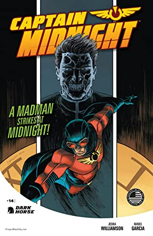 Captain Midnight #14