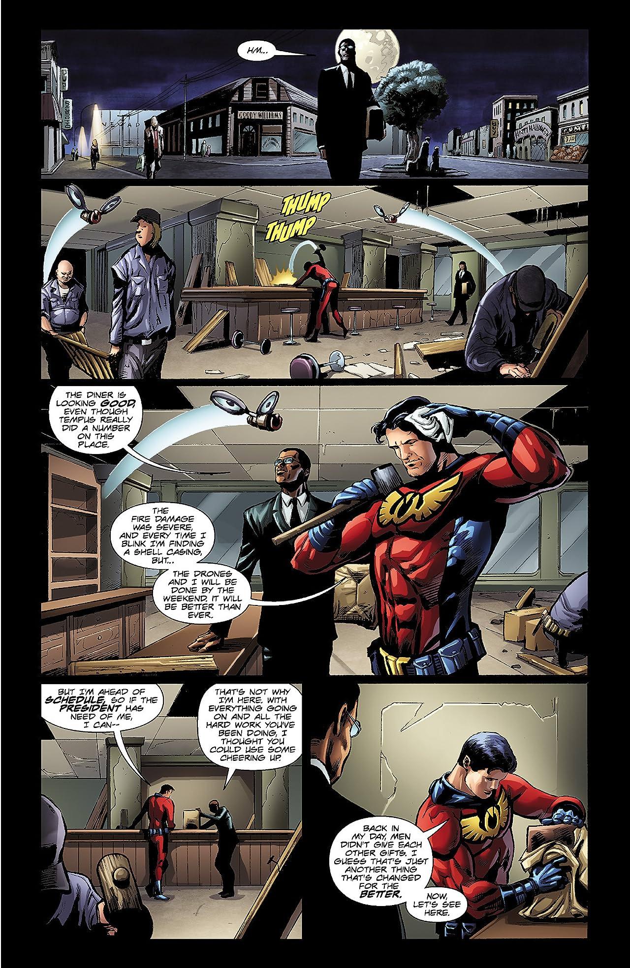Captain Midnight #16