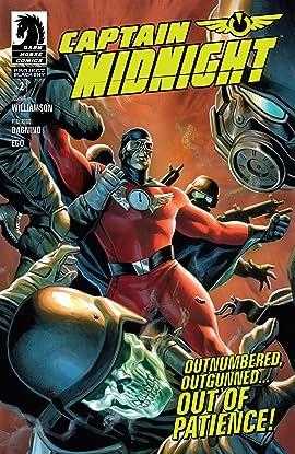 Captain Midnight #2