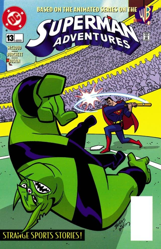 Superman Adventures (1996-2002) #13