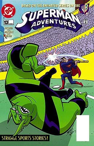 Superman Adventures (1996-2002) No.13