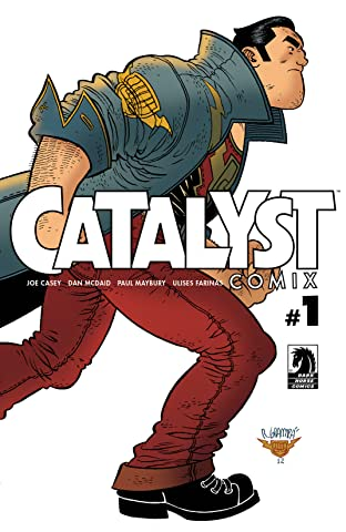 Catalyst Comix #1