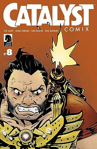 Catalyst Comix #8
