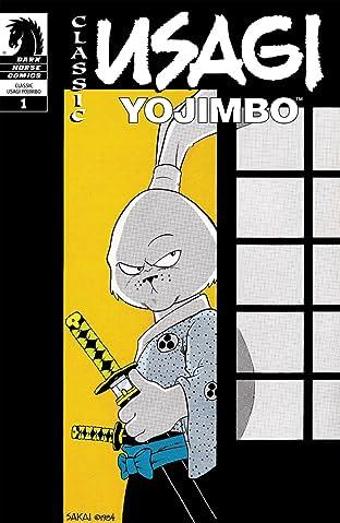 Classic Usagi Yojimbo No.1