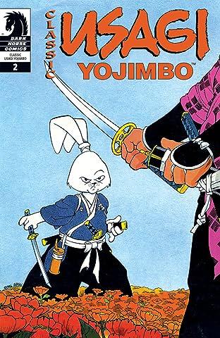 Classic Usagi Yojimbo No.2
