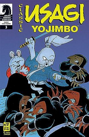 Classic Usagi Yojimbo No.3