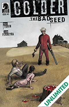 Colder: The Bad Seed #3
