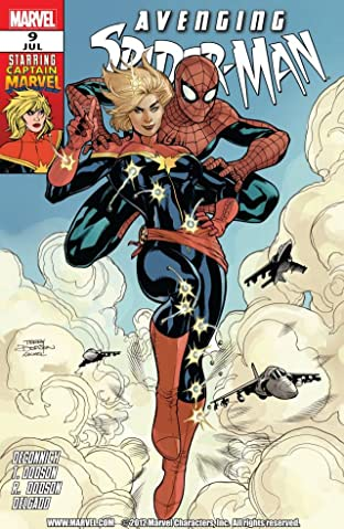 Avenging Spider-Man (2011-2013) No.9