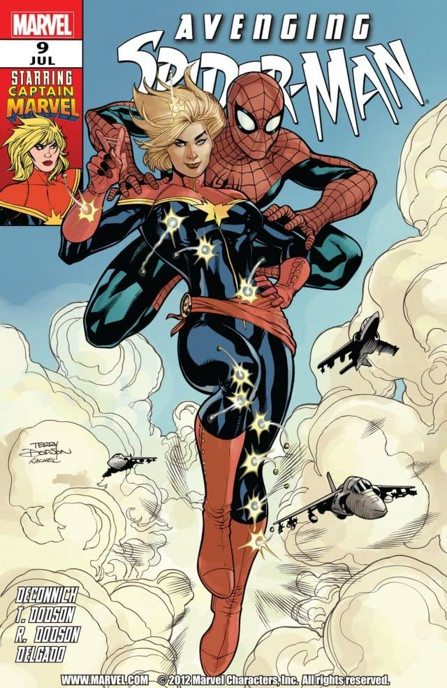 Avenging Spider-Man (2011-2013) #9