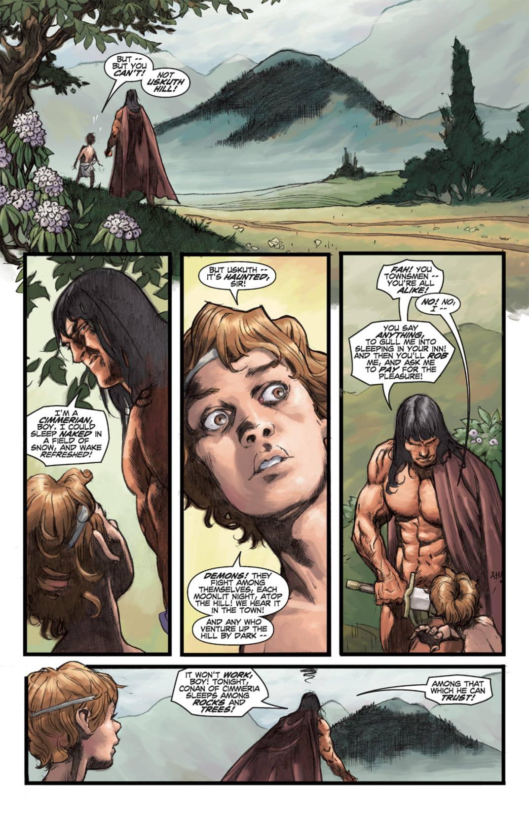 Conan #16