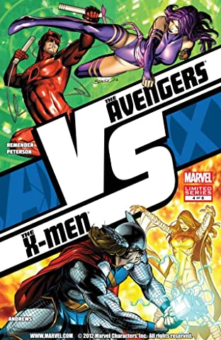 AVX: VS. No.4 (sur 6)