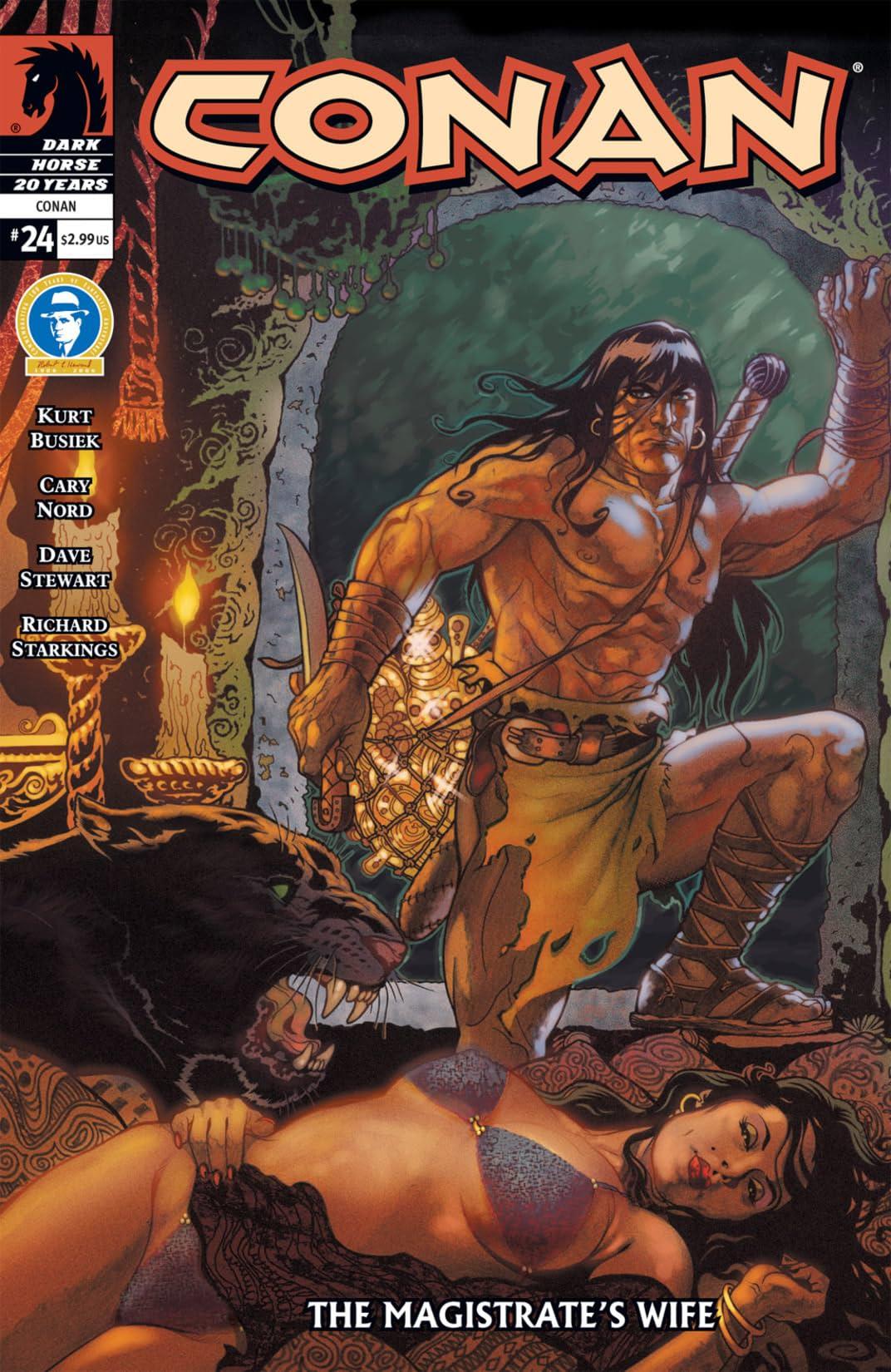 Conan #24