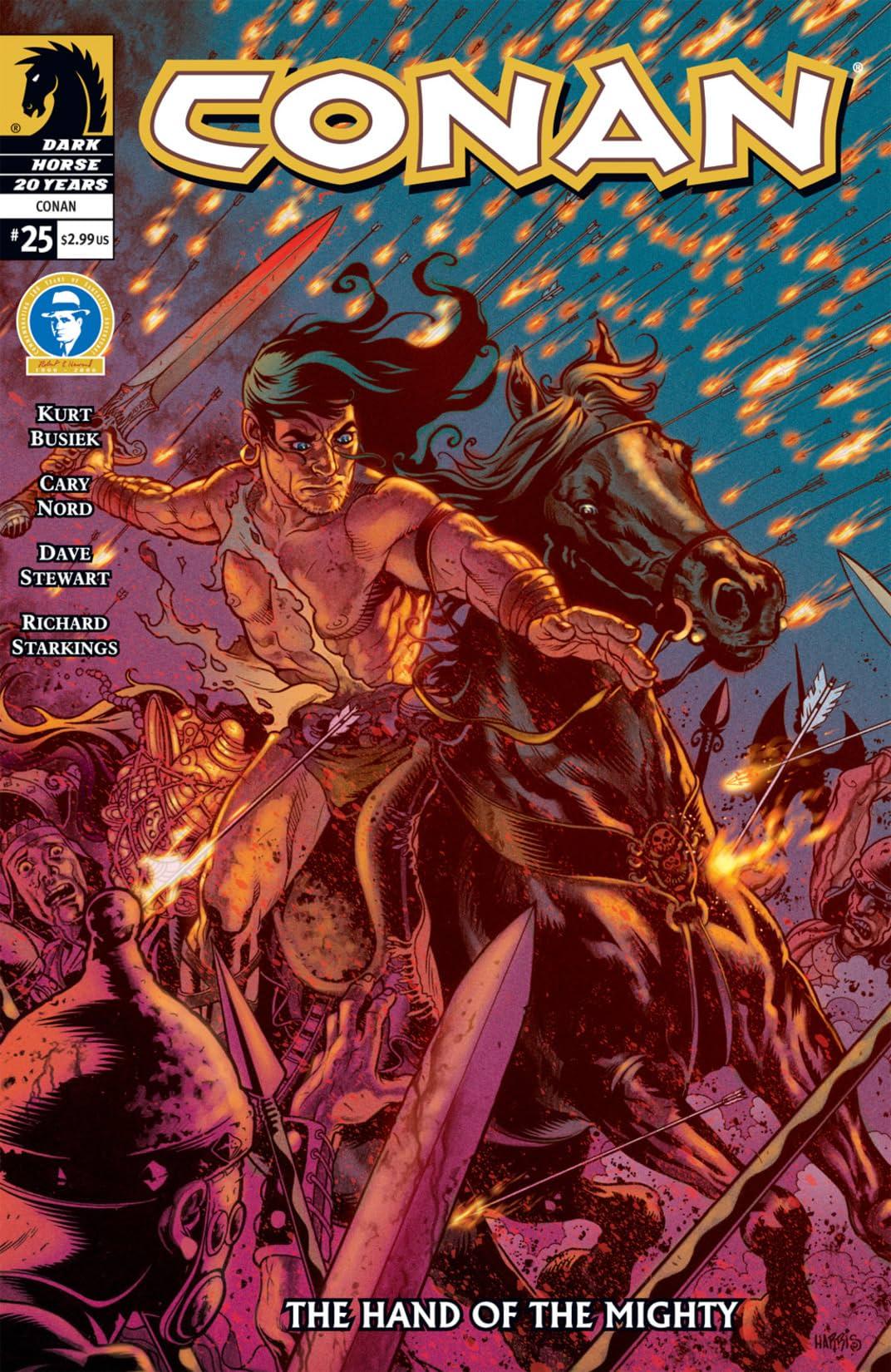 Conan #25