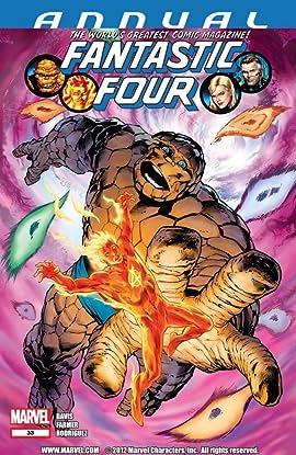 Fantastic Four (1998-2012) Annual #33