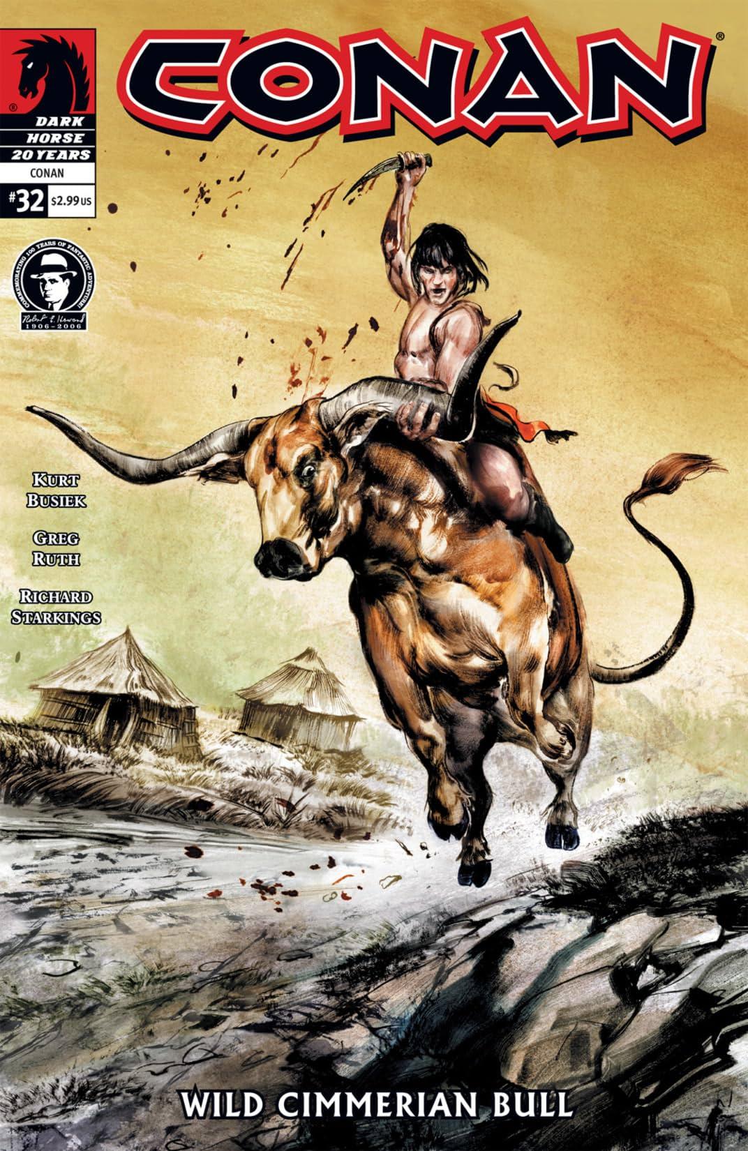 Conan #32