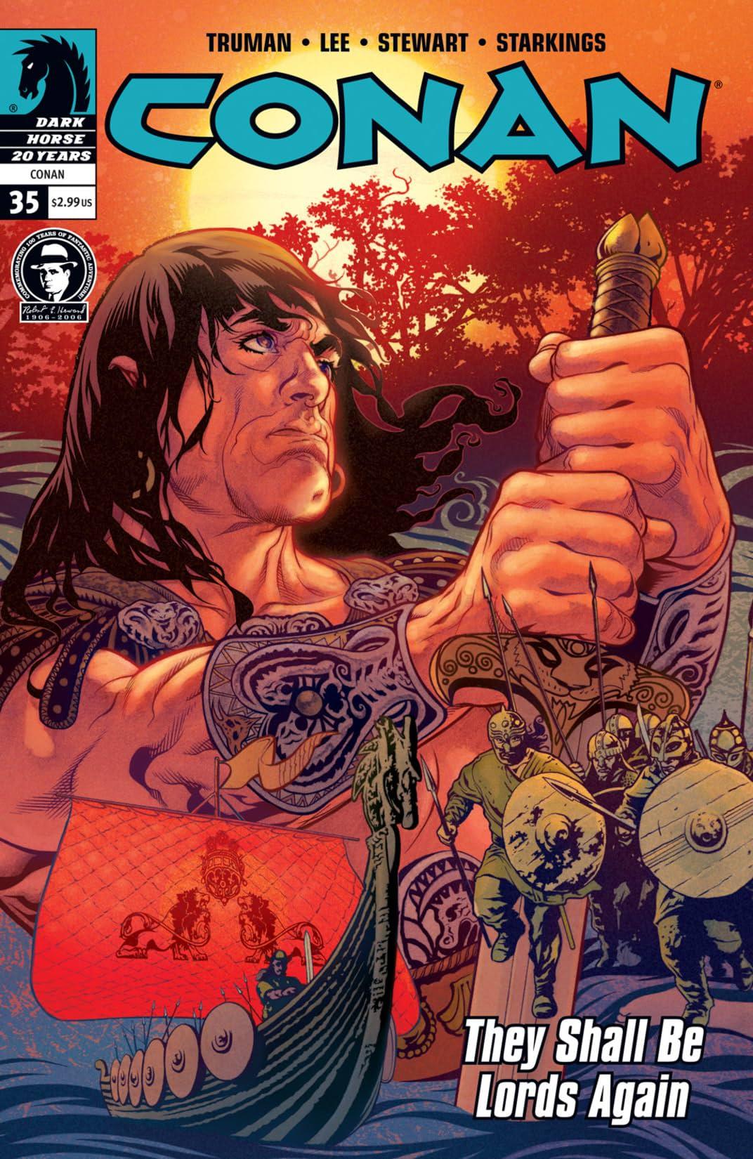 Conan #35