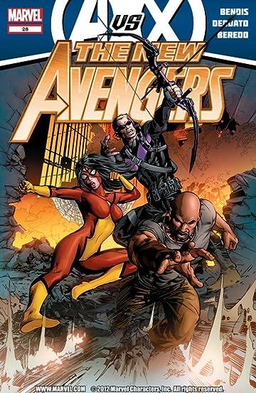 New Avengers (2010-2012) #28