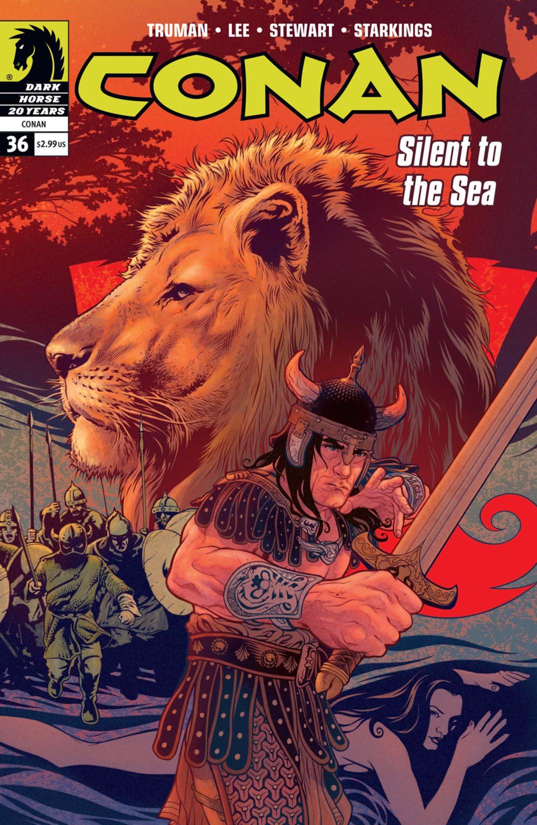 Conan #36