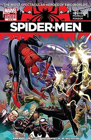 Spider-Men #3 (of 5)