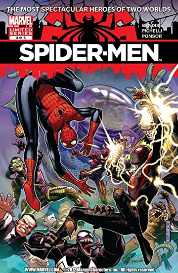 Spider-Men #3 (of 5)