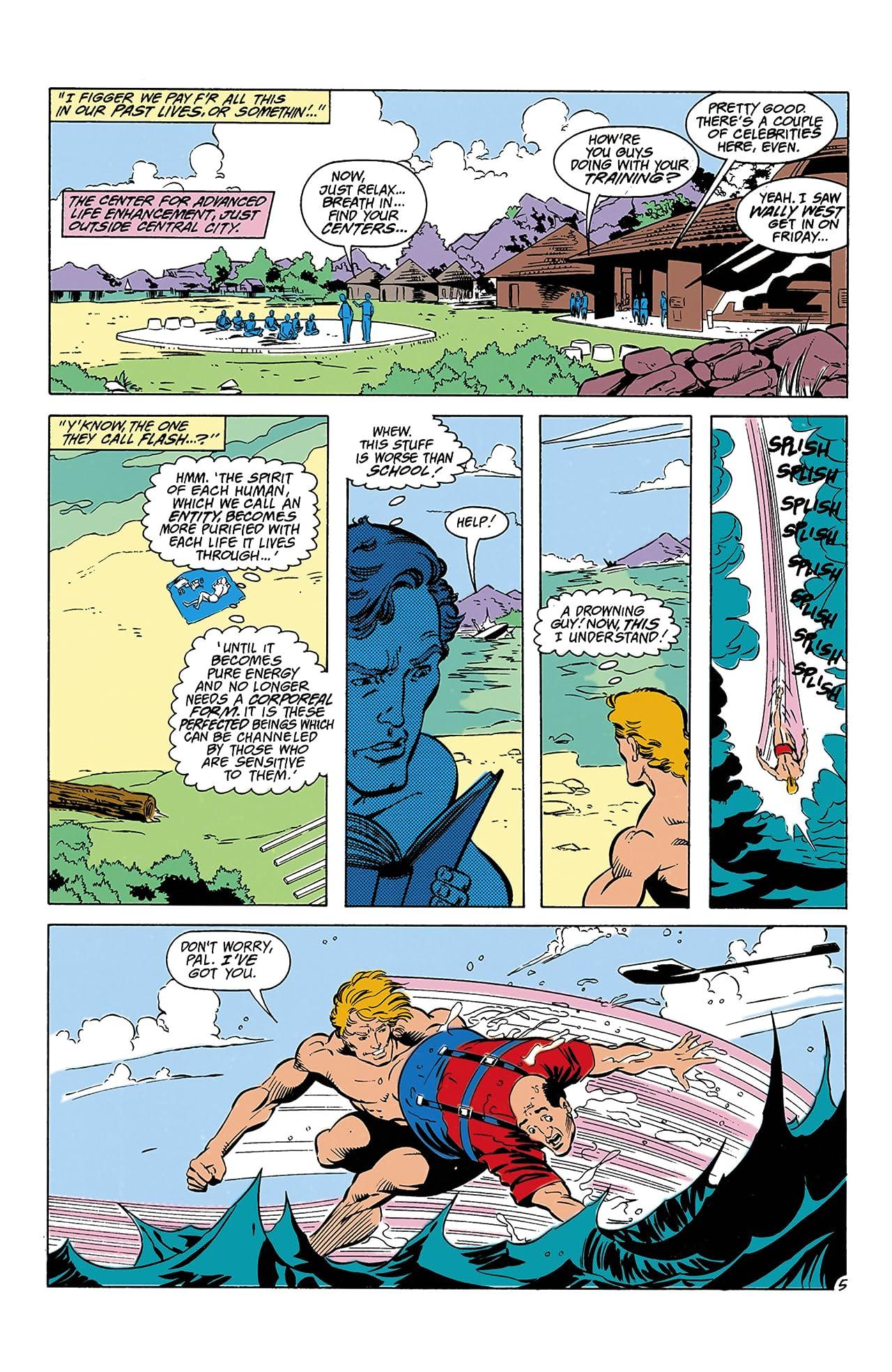 The Flash (1987-2009) #37