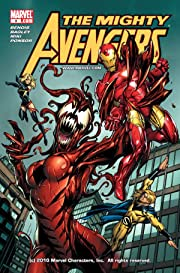 Mighty Avengers (2007-2010) #8