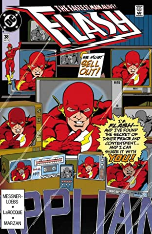 The Flash (1987-2009) #38