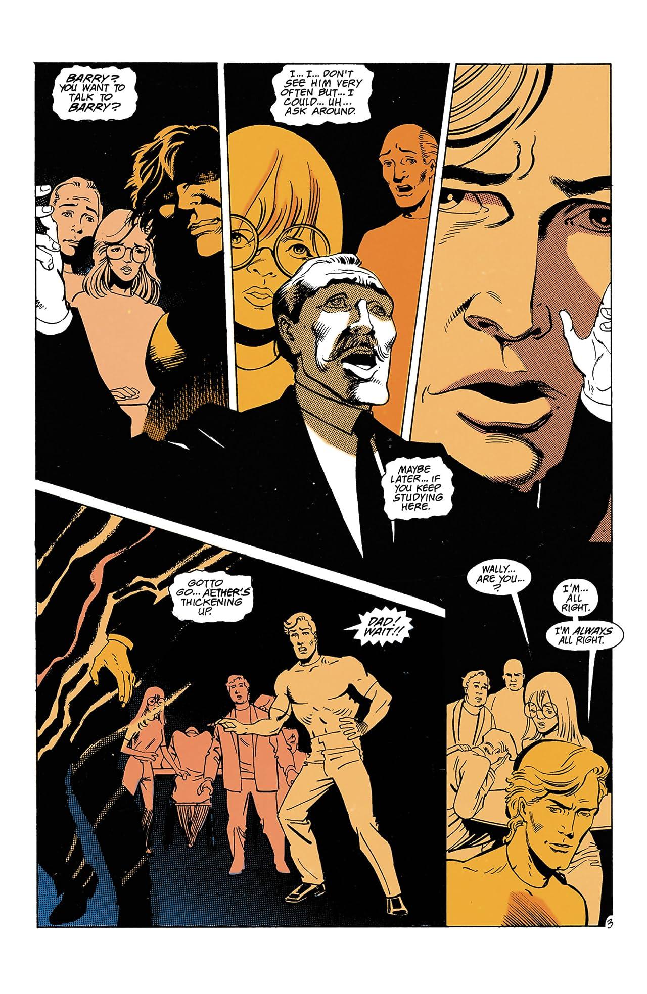The Flash (1987-2009) #38