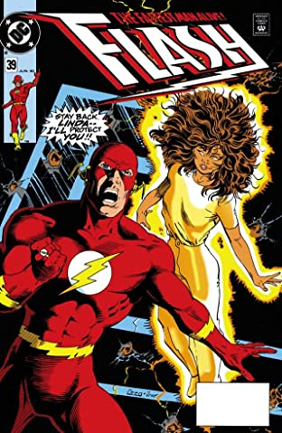The Flash (1987-2009) #39