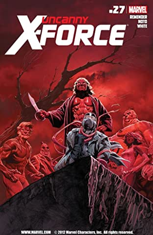 Uncanny X-Force (2010-2012) No.27