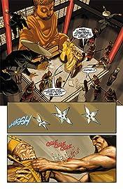 Conan and the Demons of Khitai #2