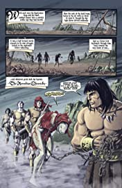 Conan and the Midnight God #4