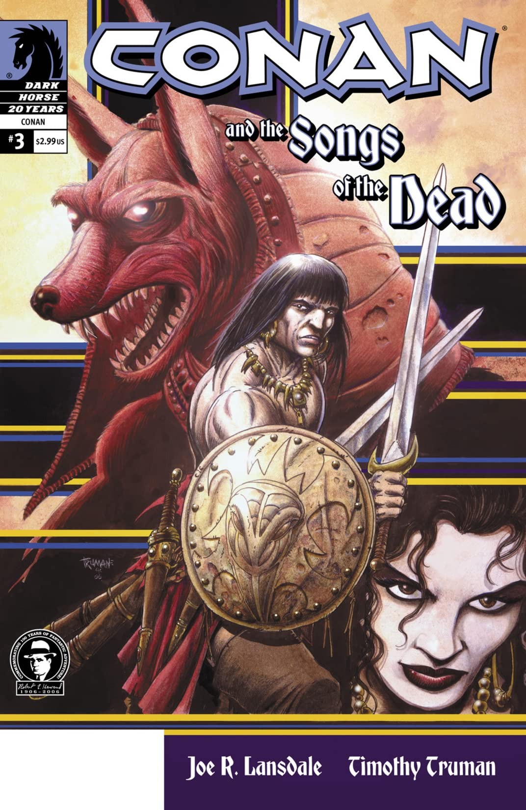 Conan and the Songs of the Dead #3
