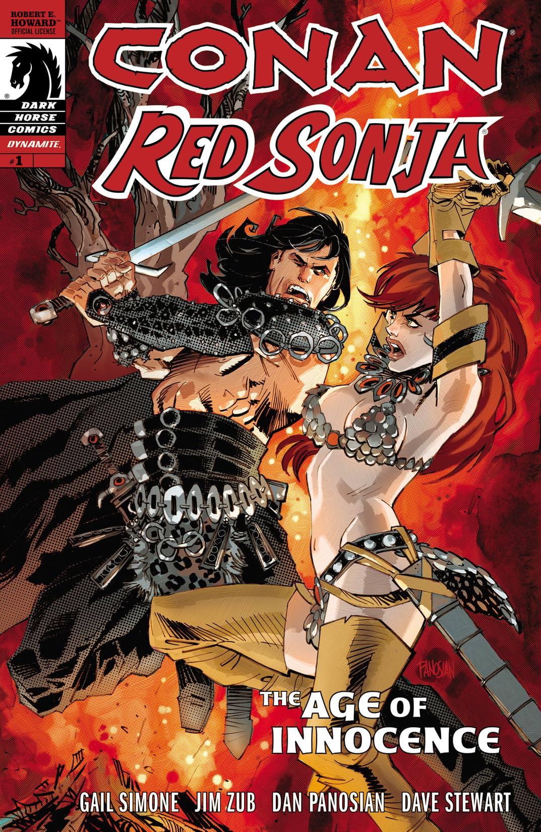 Conan/Red Sonja #1