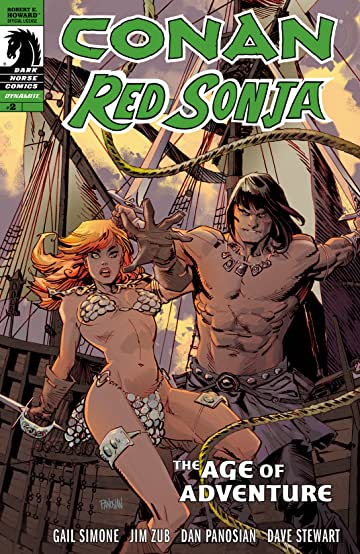 Conan/Red Sonja #2