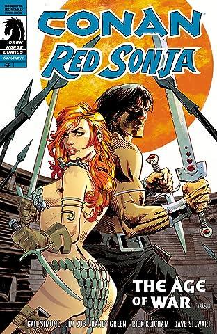 Conan/Red Sonja #3