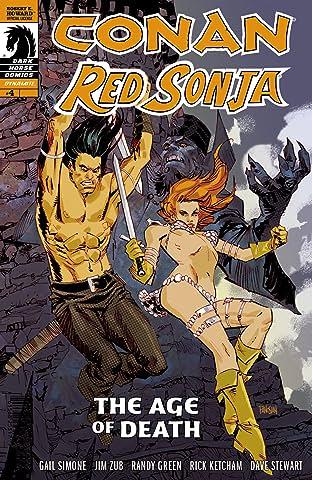 Conan/Red Sonja #4