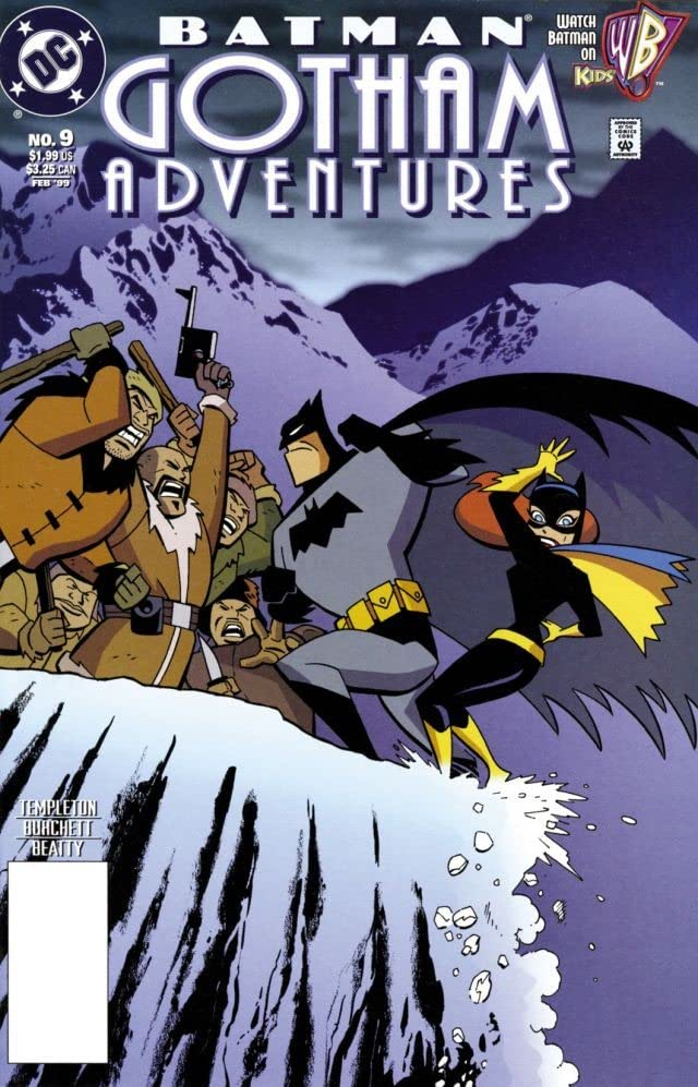 Batman: Gotham Adventures #9