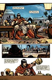 Conan the Avenger #1