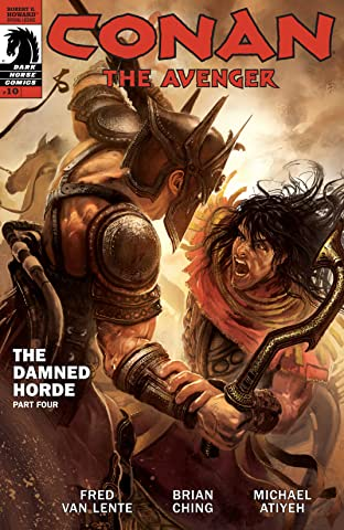 Conan the Avenger #10