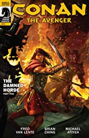 Conan the Avenger #11