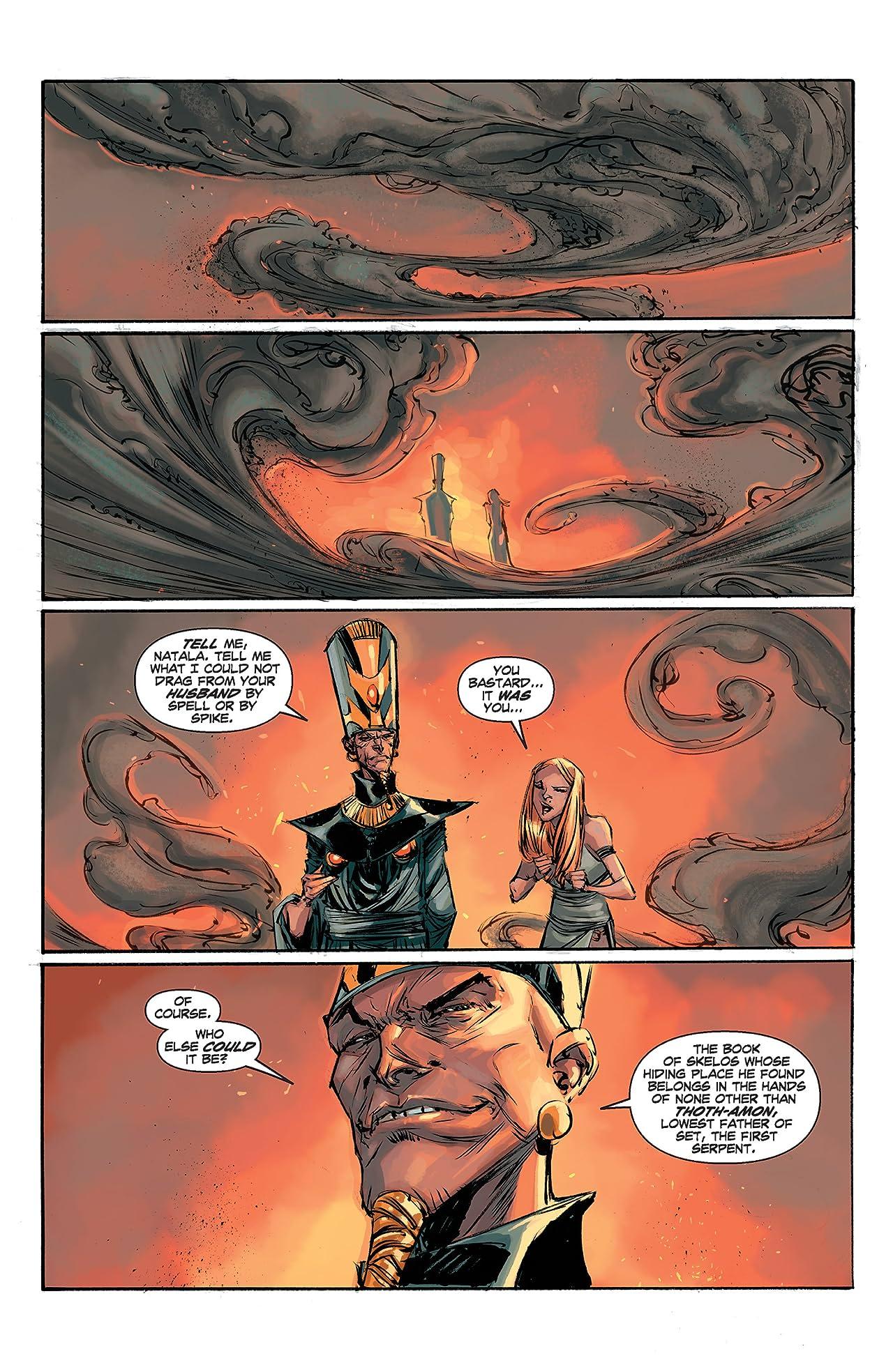 Conan the Avenger #11