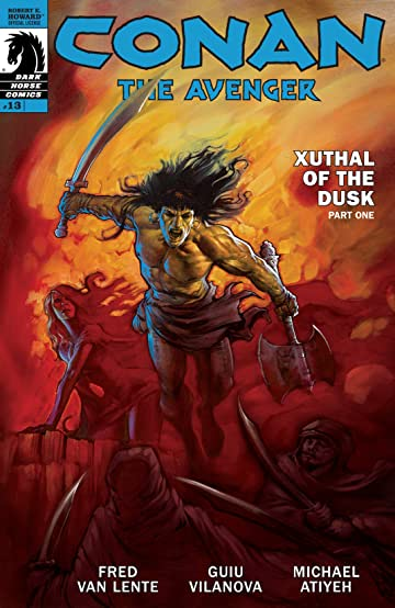Conan the Avenger #13