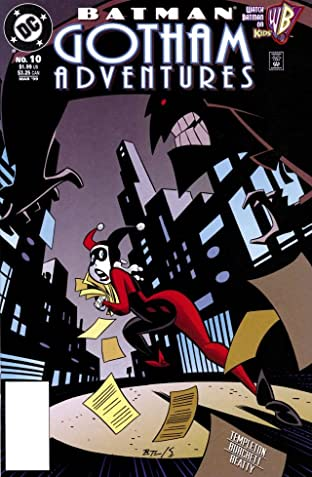 Batman: Gotham Adventures No.10